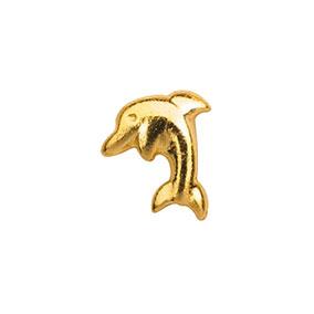 Kultainen hammaskoru Delfiini