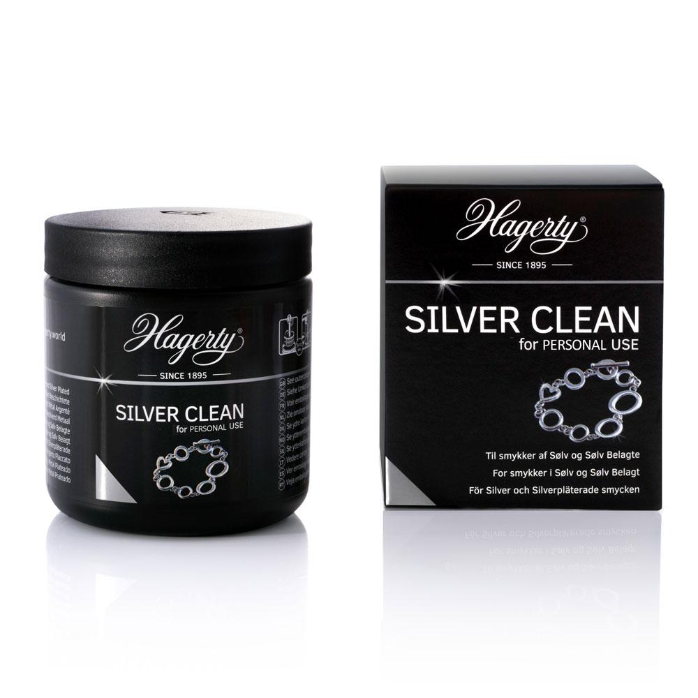 Hagerty Silver Clean -korupuhdistusaine