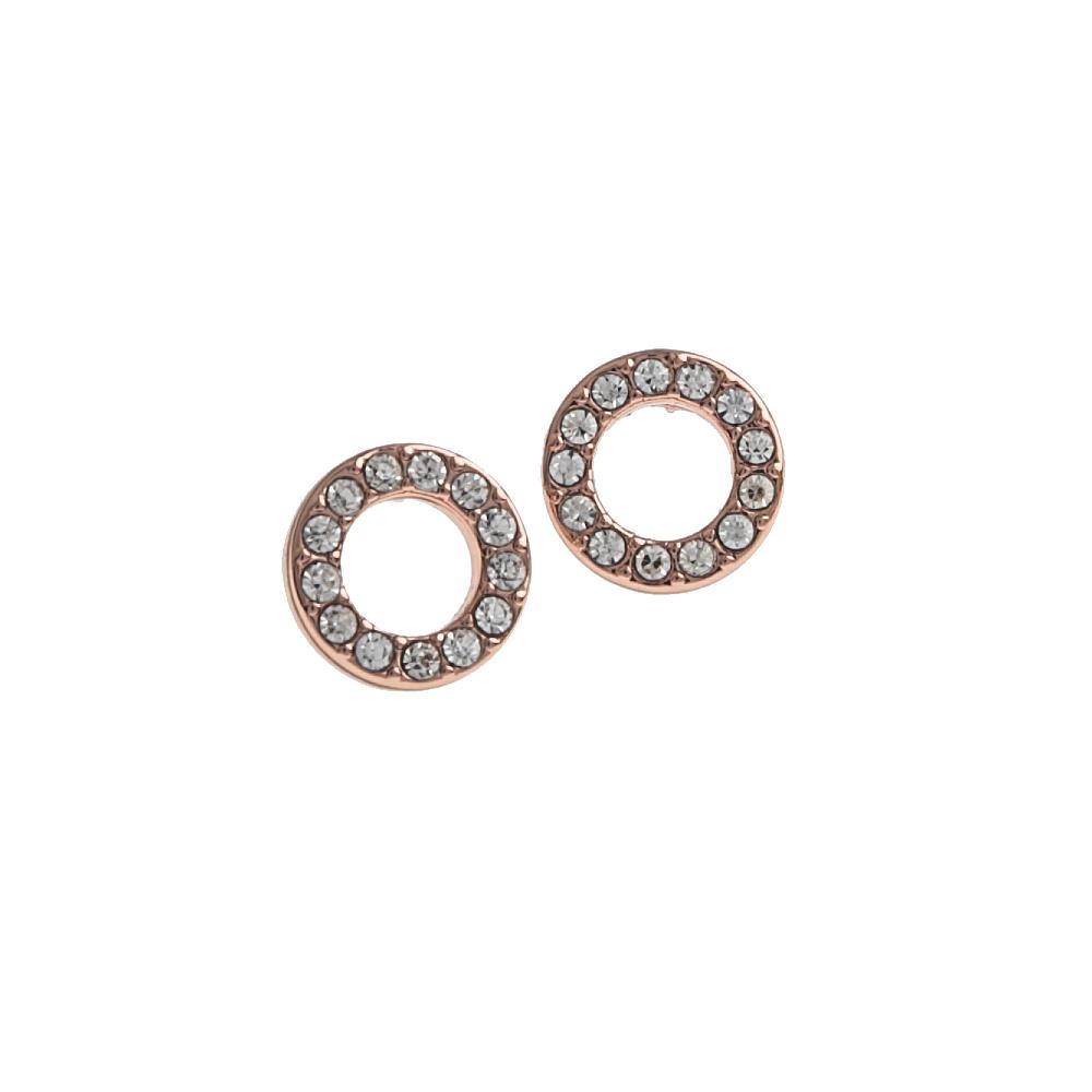 SNÖ of Sweden Spark Small Coin Ring korvakorut 441-5500255