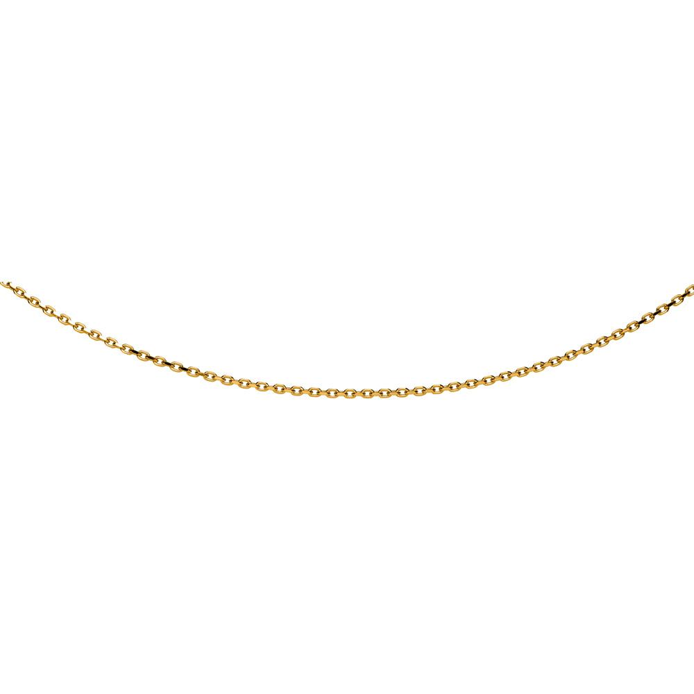 Kultainen riipusketju, ankkuri 1,65 mm