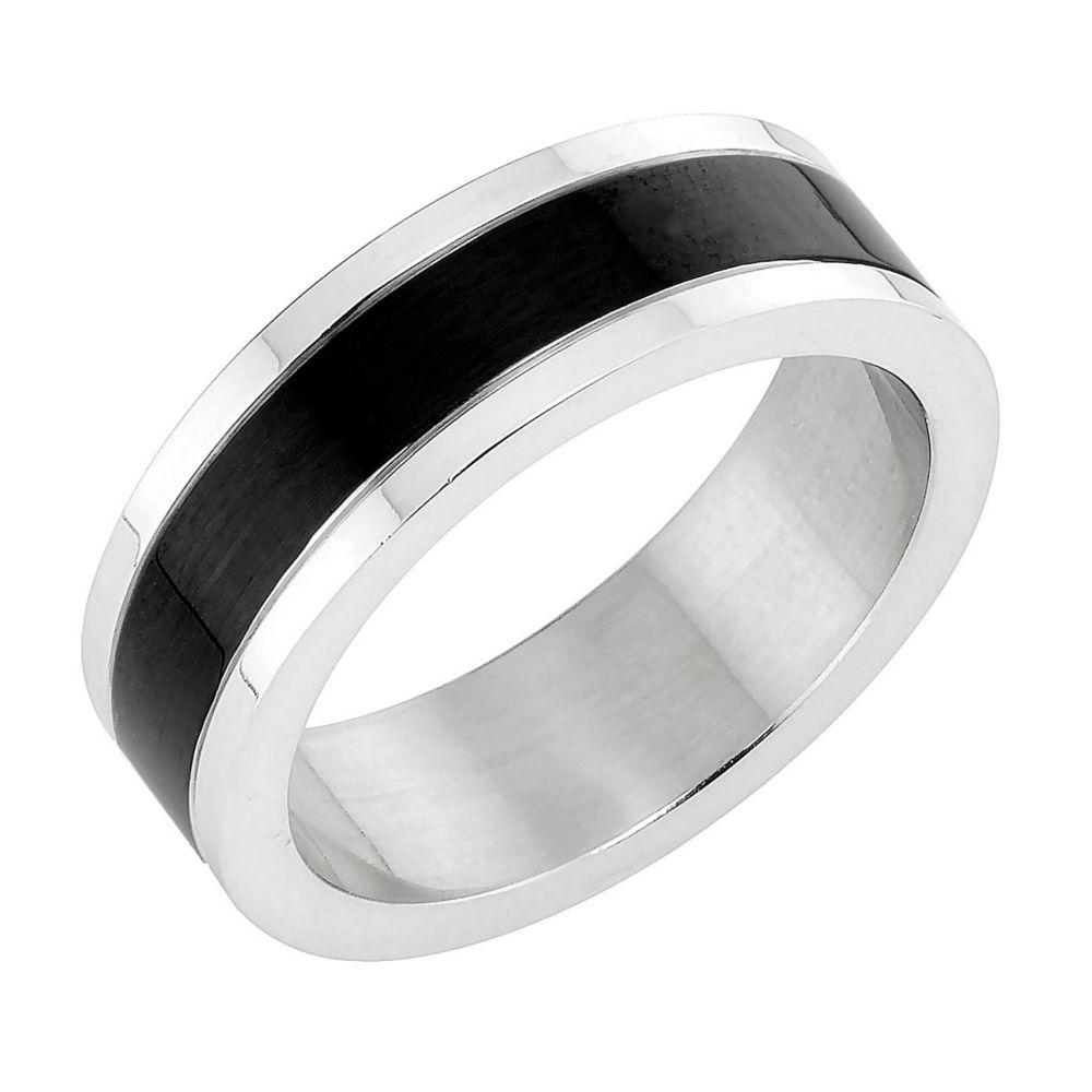 Steel4U terässormus, musta raita, 6 mm