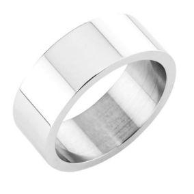 Steel4U sileä terässormus, 8 mm