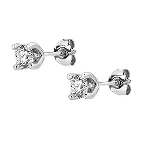 Story of Love timanttikorvakorut 1,00ct
