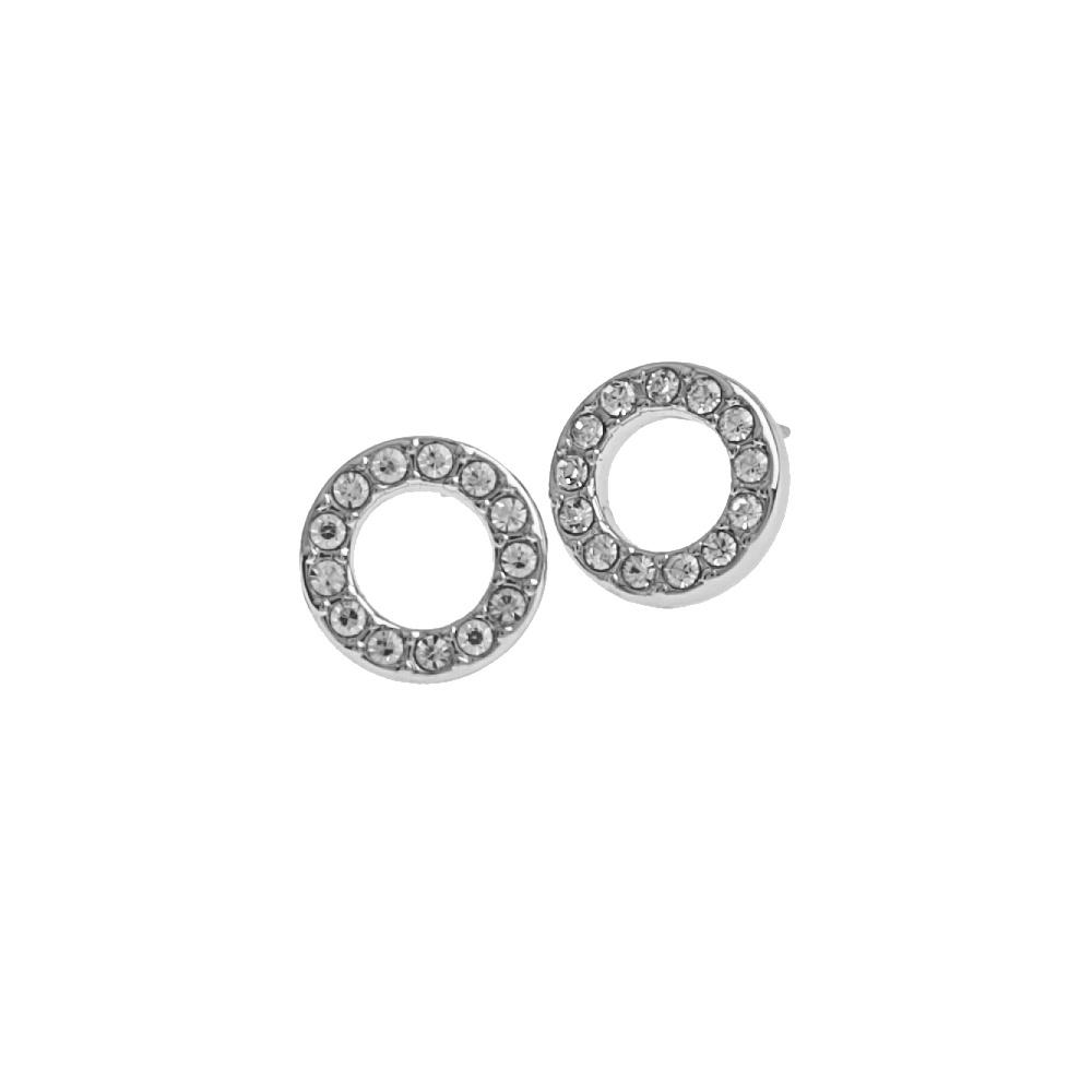 SNÖ of Sweden Spark Small Coin Ring korvakorut 441-5500012