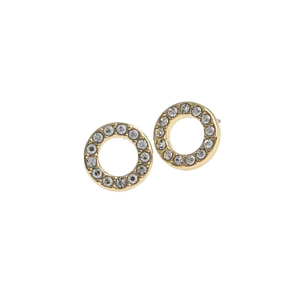 SNÖ of Sweden Spark Small Coin Ring korvakorut 441-5500251