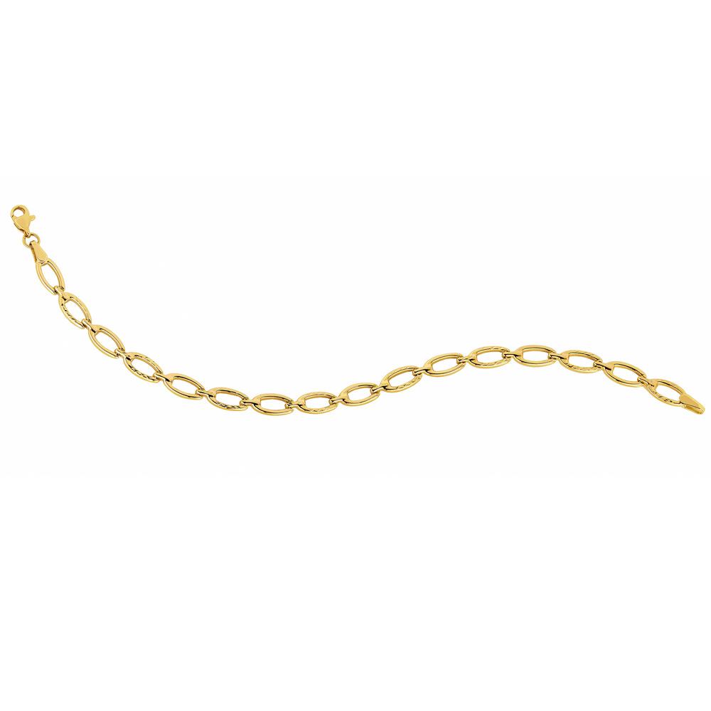 Kultainen rannekoru