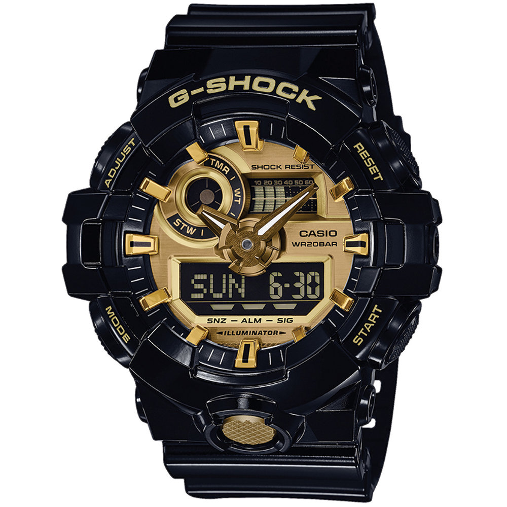 Casio G-Shock GA-710-GB-1AER