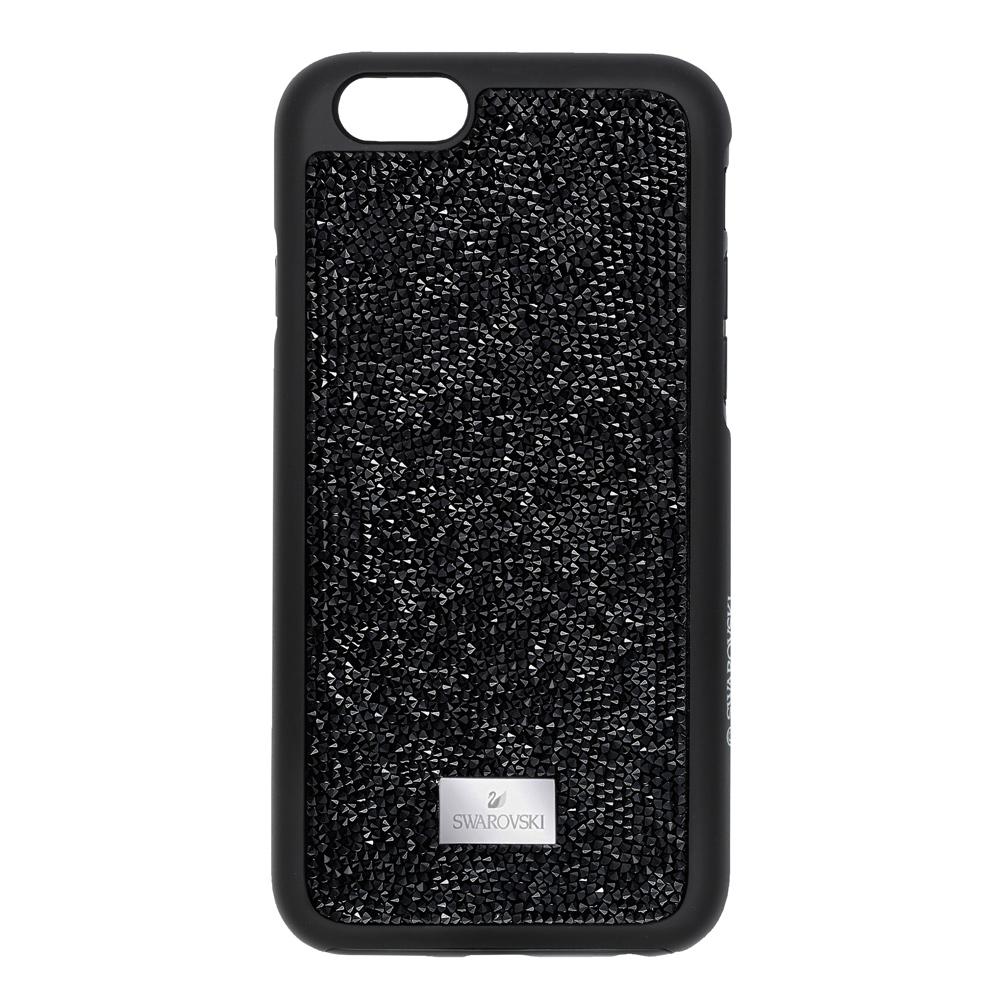 Swarovski Glam Rock Smartphone Case with Bumper, iPhone 7, Black 5300258