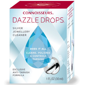 Dazzle Drops Silver Jewellery Cleansing Formula puhdistusvoide