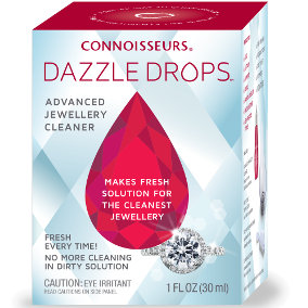 Dazzle Drops Advanced Jewellery Cleaner puhdistusaine