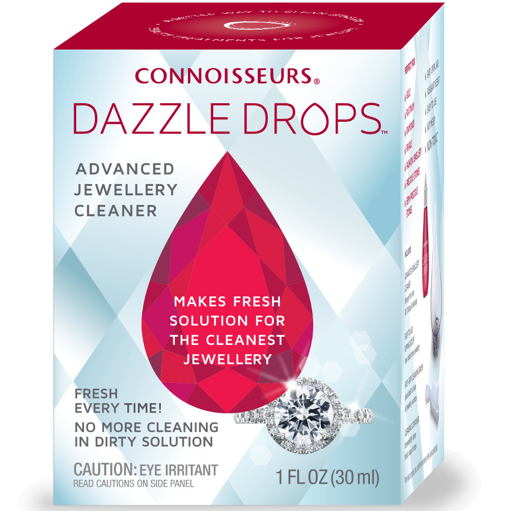 Dazzle Drops Advanced Jewellery Cleaner puhdistusaine