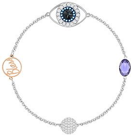 Swarovski Remix Collection Eye Symbol rannekoru 5365749