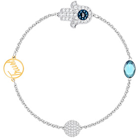 Swarovski Remix Collection Hamsa Hand rannekoru 5365759
