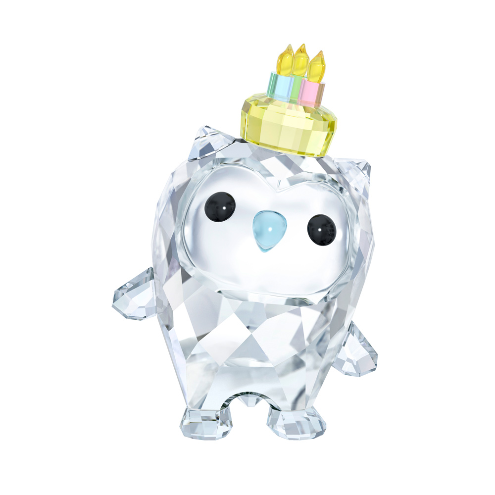 Swarovski Hoot - Happy Birthday 5301581