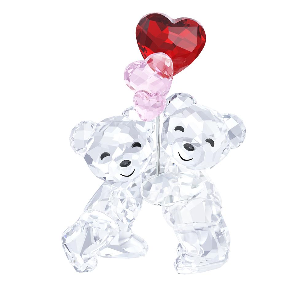 Swarovski Kris Bear - Heart Balloons 5185778