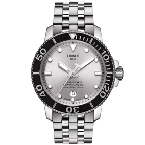Tissot T1204071103100 Seastar 1000 Powermatic 80