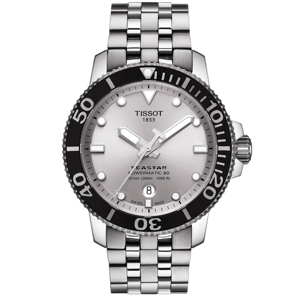 Tissot T1204071103100 Seastar 1000 Powermatic 80