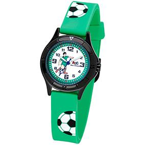 ABC rannekello, jalkapallo, vihreä