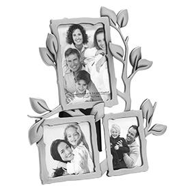 Valokuvakehys, lehdet ja oksat