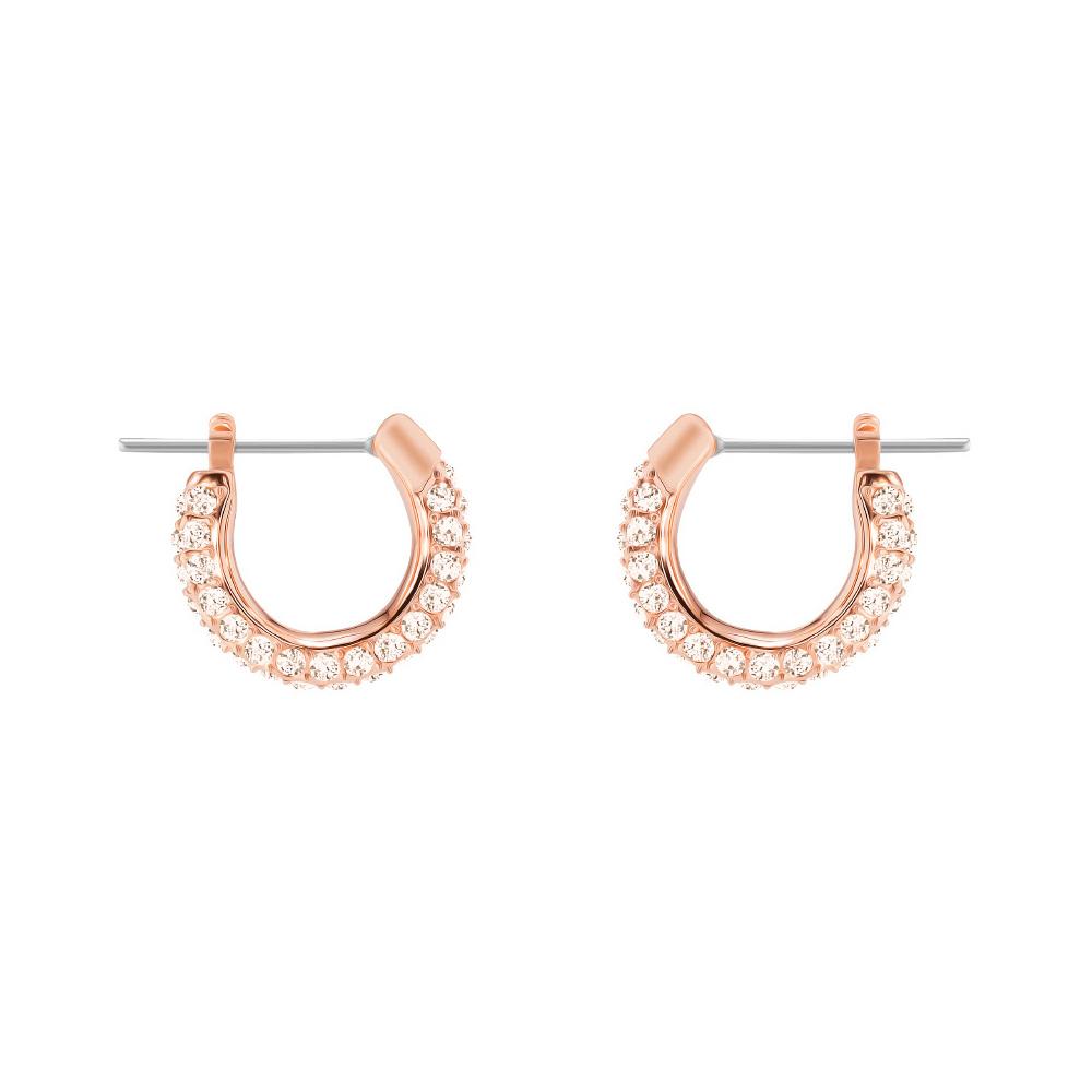 Swarovski Stone Pierced Earrings 5446008