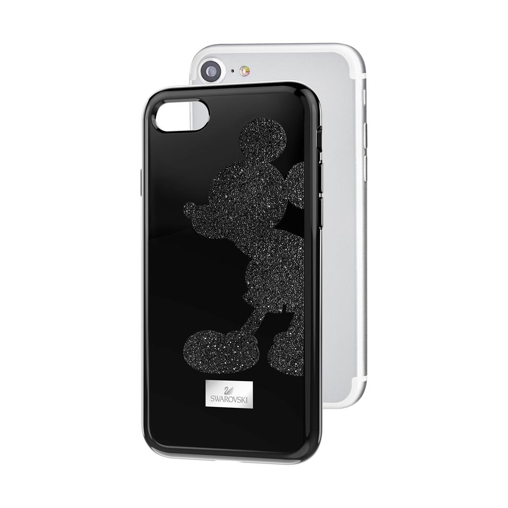Swarovski Mickey Body Smartphone Case with Intergrated Bumper, iPhone 8, 5435478