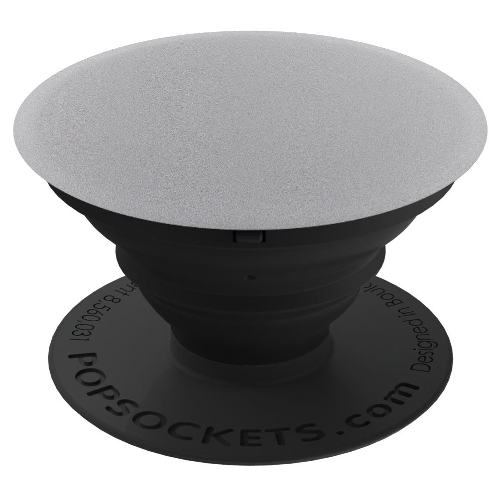 PopSockets älypuhelimen pidike Space Grey Aluminum