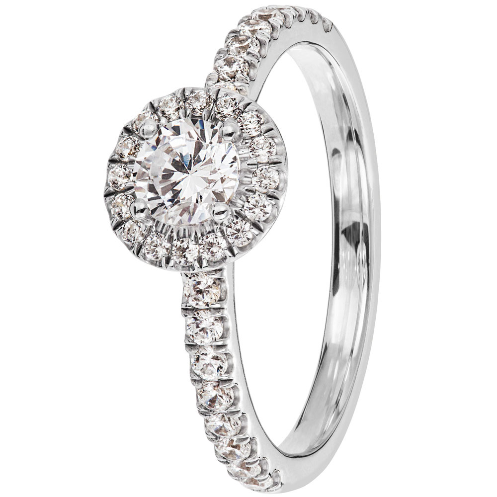 Story of Love timanttisormus 0,72ct