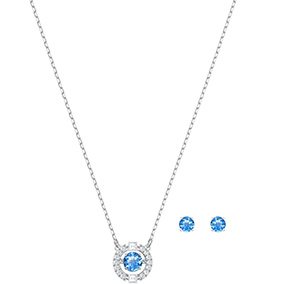 Swarovski Sparkling Dance Round Blue korusetti 5480485