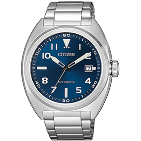 Citizen NJ0100-89L Military Mechanical
