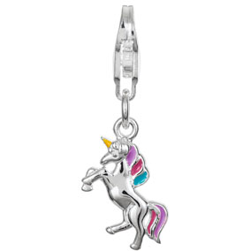 Mood Charms Unicorn riipus pikalukolla