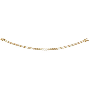 Kultainen rannekoru, bismarck 18,5 cm