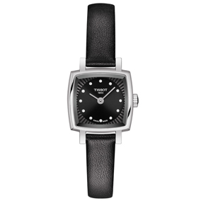 Tissot T0581091605600 Lovely Square