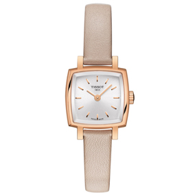 Tissot T0581093603100 Lovely Square