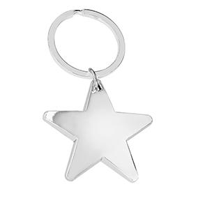 Avaimenperä, hopeanvärinen tähti
