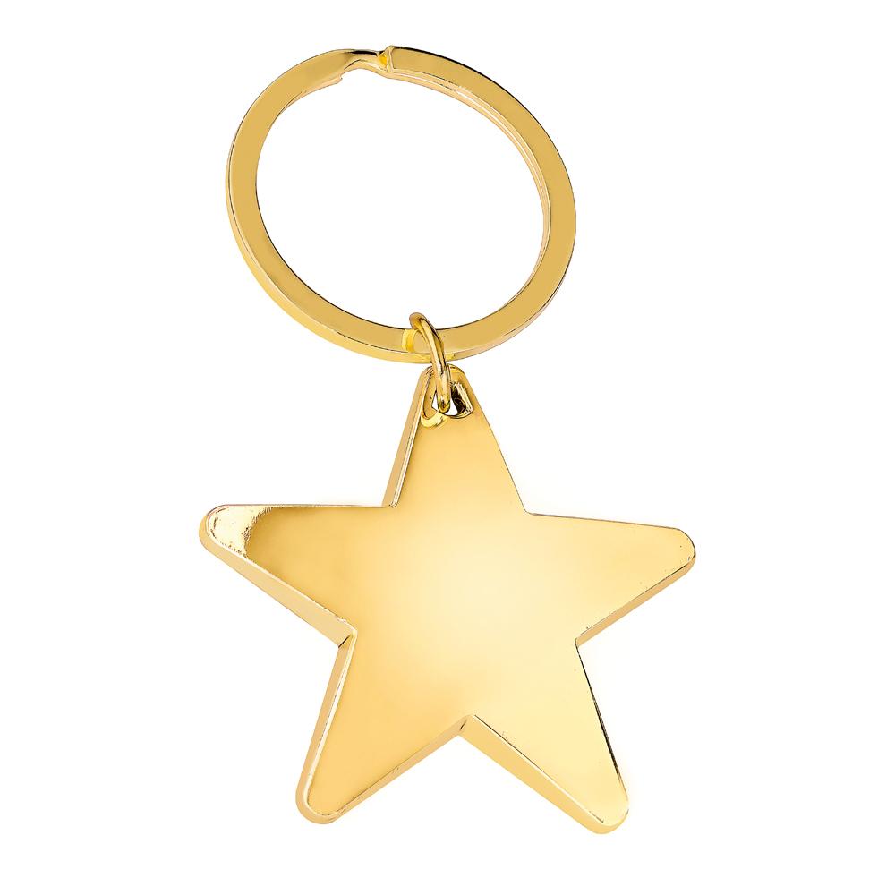 Avaimenperä, kullanvärinen tähti