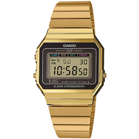 Casio Retro New Slim Vintage A700WEG-9AEF