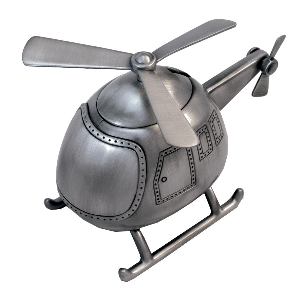 Pankki, helikopteri