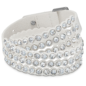 Swarovski Power Collection rannekoru, valkoinen 5518697