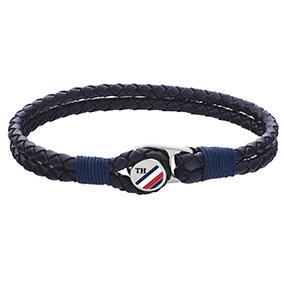 Tommy Hilfiger 2790221S rannekoru, Button Leather