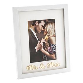 Valokuvakehys, Mr. & Mrs.