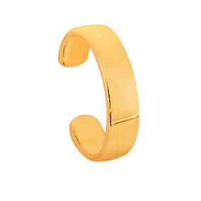 Kultainen Ear cuff, 2mm, 1 kpl