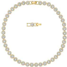 Swarovski Angelic kaulakoru, valkoinen 5505468