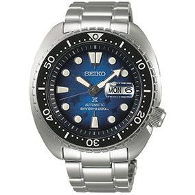 Seiko SRPE39K1 Prospex Save the Ocean Manta Ray King Turtle