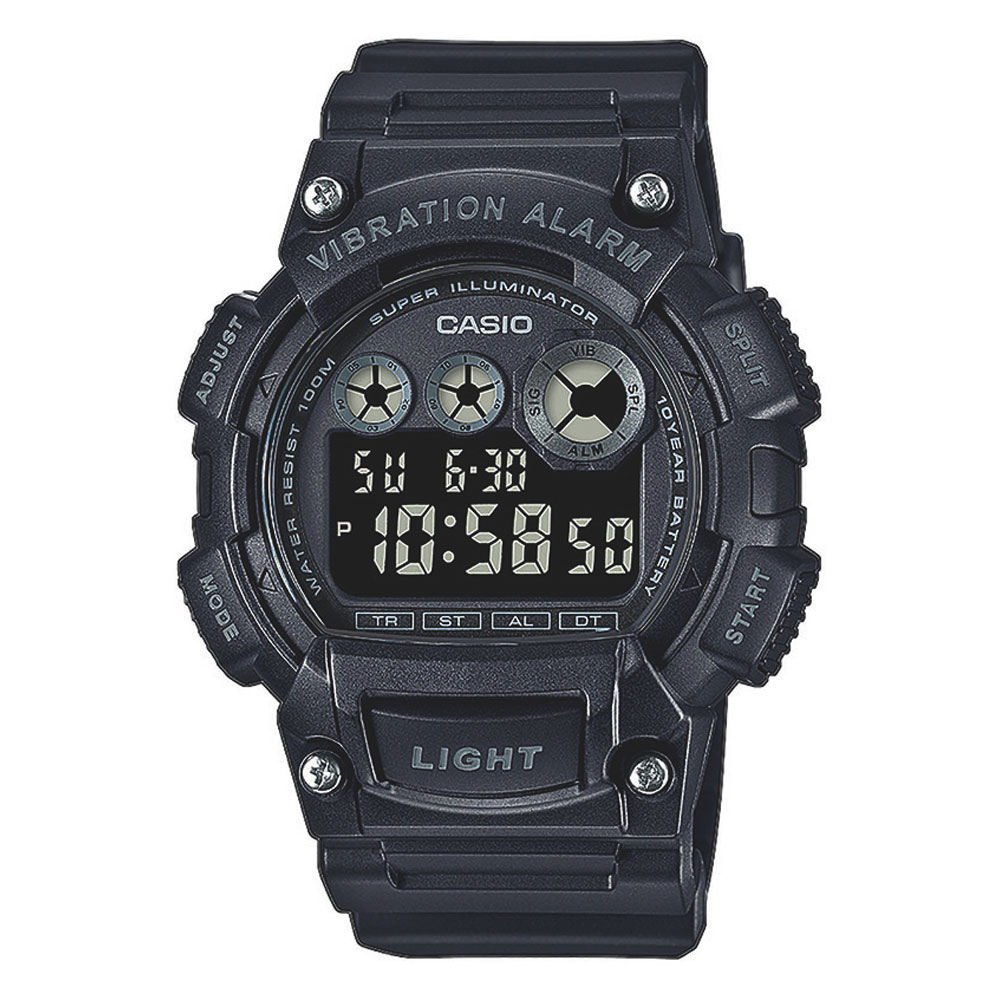 Casio Collection W-735H-1BEVF