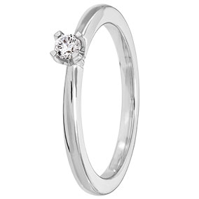 Story of Love timanttisormus 0,10ct