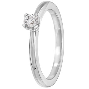 Story of Love timanttisormus 0,15ct