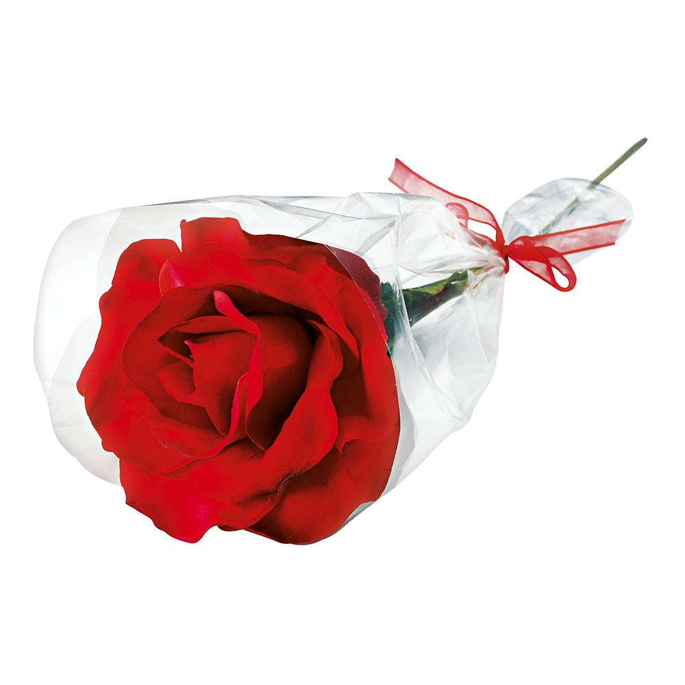 Ruusu 43cm, kangasta