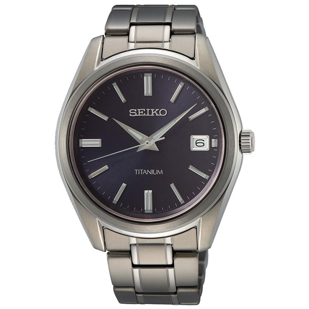 Seiko SUR373P1 Sapphire Titanium