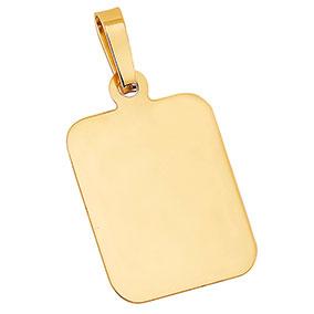 Kultainen laattariipus, suorakaide, sileä
