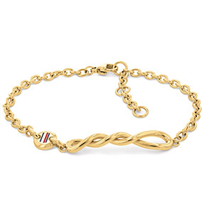 Tommy Hilfiger 2780509 rannekoru, Twisted